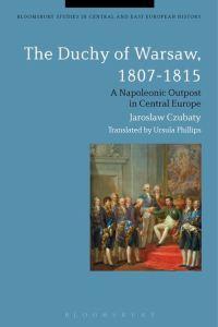 Okładka książki Duchy of Warsaw.